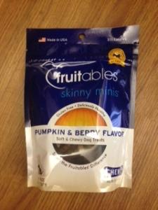 Fruitables- Pumpkin & Berry