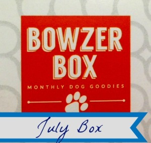 July Bowzer Box Review