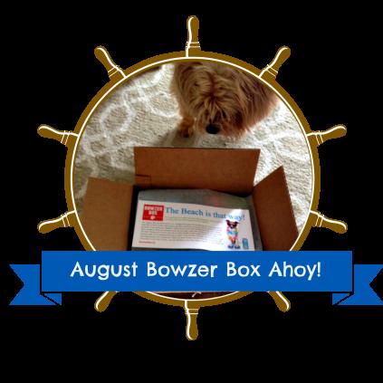 Bowzer Box Ahoy