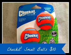 Chuckit Balls