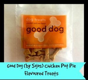 Good Dog Treats by Sojos