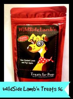 WildSide Lamb'n treats