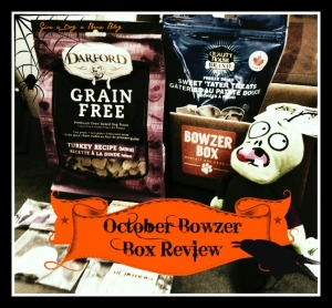 October Bowzer Box Review