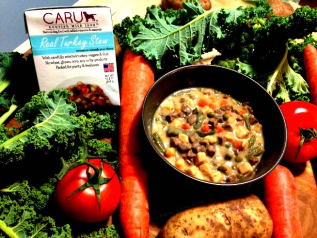 CARU, Caru Pet Food, give a dog a bone blog