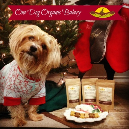 One Dog Organic Bakery Review, Organic Dog Treats