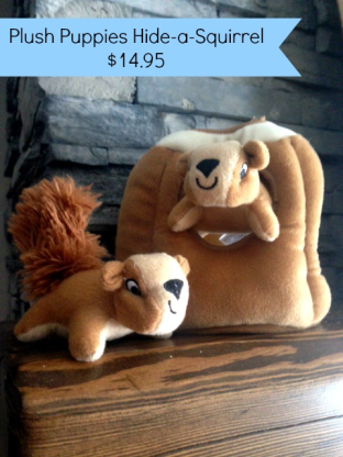 Paws and Play Box, Paws and Play Subscription, Hide a Squirrel, Dog toys