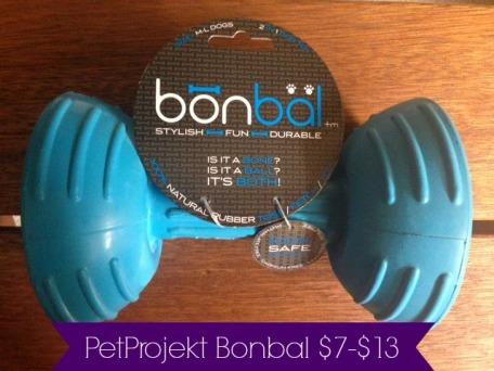 Bonbal, Petprojekt, bonbal review