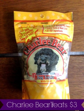 Charlee Bear Liver Treats, Charlee Bear Review