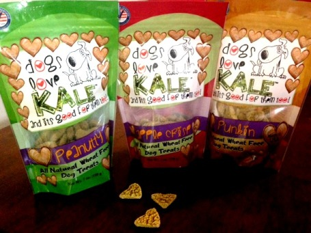 Dogs Love Kale Review