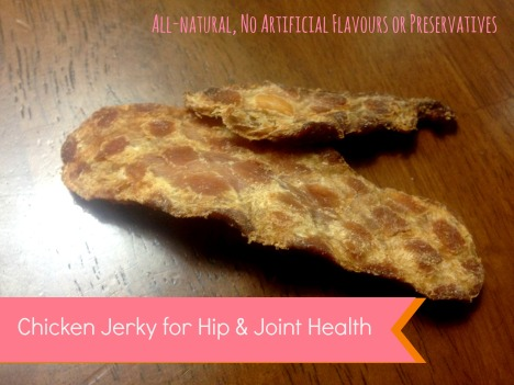 Chicken Jerky full moon