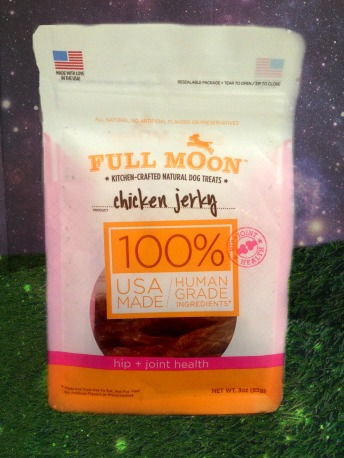 Full Moon Chicken Jerky