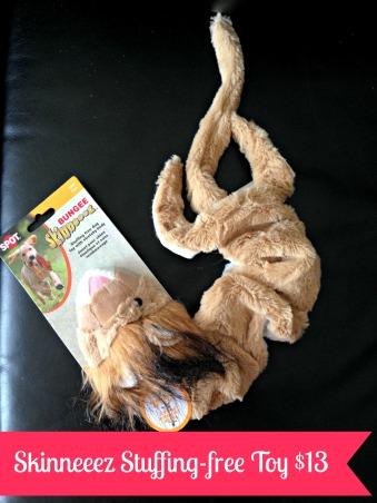 Skinneeez Lion Toy,