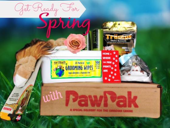 PawPak Review, March PawPak Review, Paw Pak