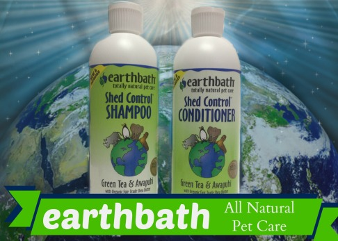 earthbath, ath review, earthbath shed control shampoo