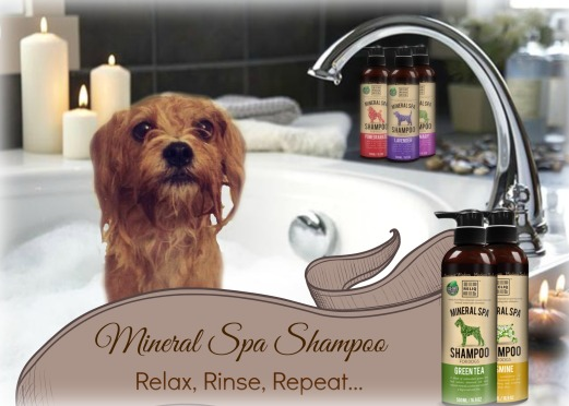 Mineral Spa, Reliq Pet, Mineral Spa Shampoo, Mineral Spa Review