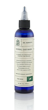 Herbal Ear Wash for Dogs, Dr Harveys, Cruelty Free, Organic, Chemical Free Dogs, All Natural Ear Wash, Natural Dog