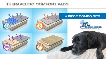 PetTherapeutics, Dog Beds